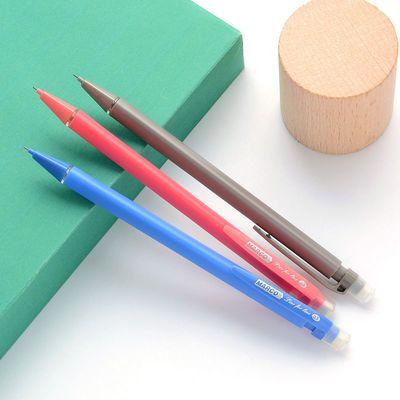 自动铅笔小学生无毒免削高颜值考试娇姿专用一年级批发学习ins