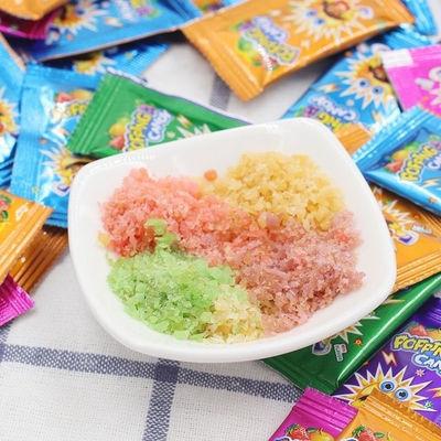 劲跳糖怀旧小零食回忆糖果8090后儿时情趣爆炸糖跳跳糖小包装