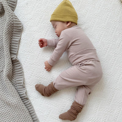 儿童内衣套装纯棉高腰护肚棉毛衫男童女童宝宝秋衣秋裤睡衣家居服