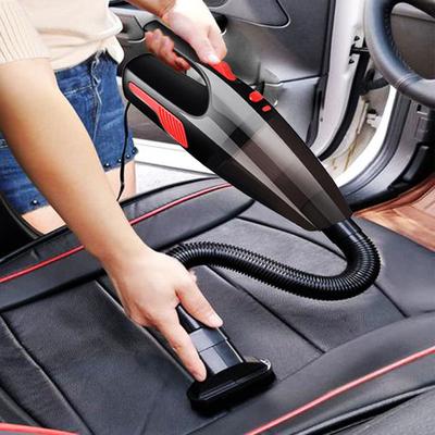 【车载吸尘器】120W超大功率强吸力车用吸尘器干湿两用汽车吸尘,免费领取20元拼多多优惠券