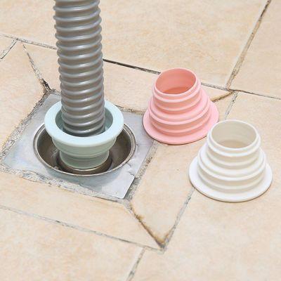 封圈接头厨房排水管道地漏密封塞排水口下水道防臭盖洗衣机硅胶密