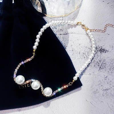梵克雅宝镶钻项链