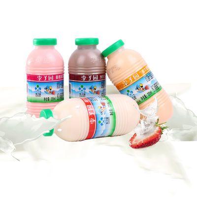 【新日期】李子园甜牛奶225ml*10瓶乳饮料学生奶儿童早餐奶正品