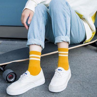 五指袜女春秋季纯棉袜子中长筒袜女士棉袜短袜五趾分脚趾春季女袜
