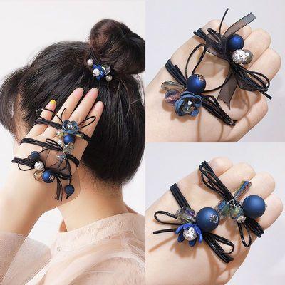 【特价精美6-12件套】韩国头绳扎头发马尾发圈橡皮筋可爱清新发饰