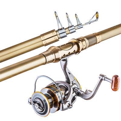 正品天霸海竿碳素钓鱼竿抛竿远投竿超硬海钓竿甩竿杆特价套装渔具