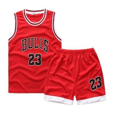 儿童篮球服男女童球衣中小学生运动服夏季运动衣服表演服套装定制