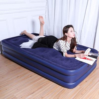 家用气垫床 充气床双人 单人户外充气垫 懒人床 空气床午休折叠床