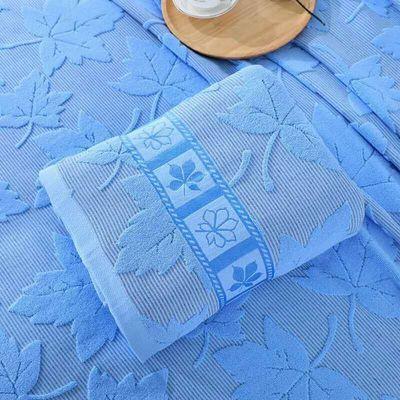 厂家直销经典款式32股毛巾被纯棉四季可用空调毯成人全棉毛巾毯子