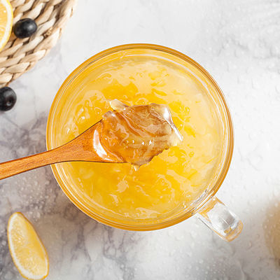 211472包韩情蜂蜜水果茶柠檬柚子百香果茶酱便携袋装30g冲饮品