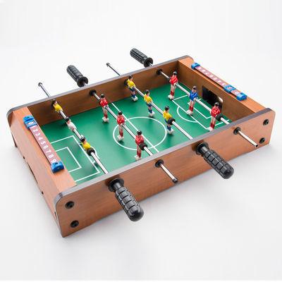 儿童桌上足球机桌面桌式男童成人双人娱乐亲子益智玩具桌球台礼物