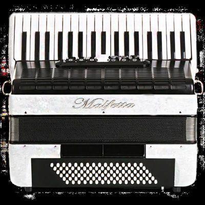 墨菲特60/96/120贝司高端手风琴键盘琴考级演奏儿童琴成人初学者