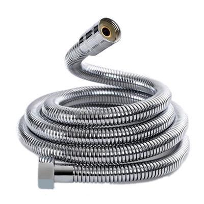 花洒淋浴喷头软管热水器淋浴管不锈钢软管加长淋雨喷头1.5/2/3米