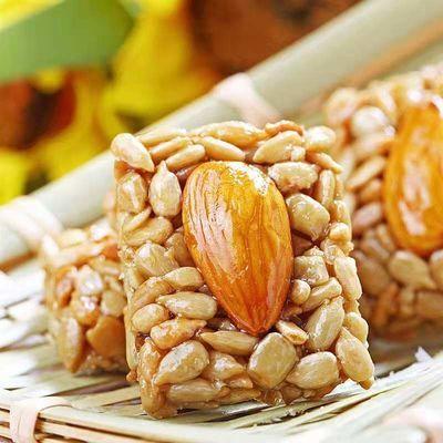 【独立包装】巴旦木瓜子仁混合搭配60包30包10包坚果 瓜子杏仁酥