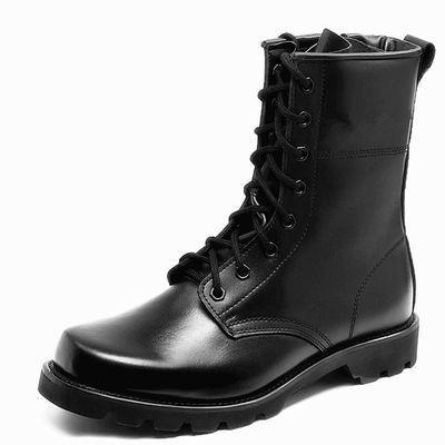 春秋羊毛军靴男作战靴男女特种兵高帮靴马丁靴作训靴军鞋棉鞋男
