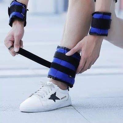 7804/负重绑腿沙袋男女跑步运动健身沙包绑手绑脚儿童学生成人松紧可
