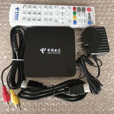 无线wifi网络机顶盒全网通8核4K永久免费中兴电视盒子家用直播盒