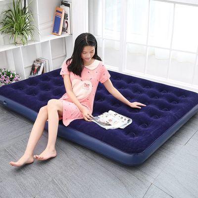 家用气垫床充气床双人单人户外充气垫懒人床空气床午休折叠床