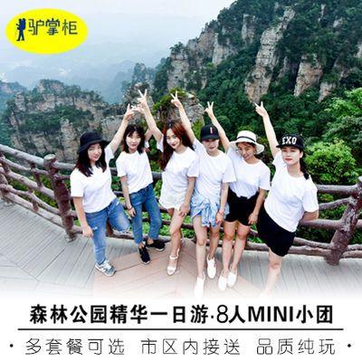 湖南旅游 8人小团张家界森林公园一日游 张家界旅游 市区可接送