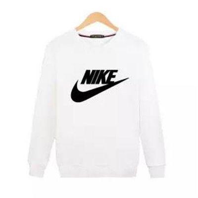 耐克Nike纯棉春秋季男士运动卫衣长袖圆领休闲宽松大码韩版男潮牌
