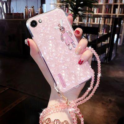 oppoA57手机壳女韩版可爱防摔硅胶软新款A57t手机壳社会A57保护壳