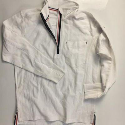 外贸日单男士长袖T恤春秋季外穿休闲打底体恤衫拉链立领修身上衣