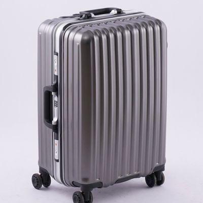 行李箱铝框拉杆箱万向轮女旅行箱男大容量密码箱登机箱学生皮箱子主图