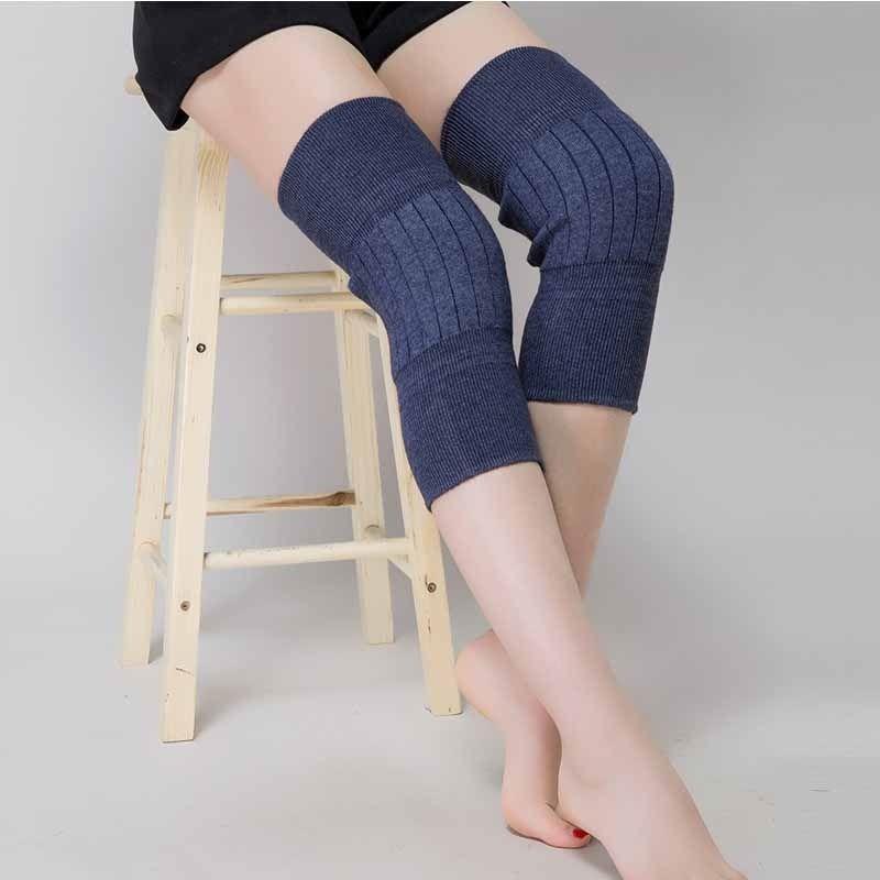 自发热护膝保暖老寒腿男女士透气羊绒空调房护关节护膝盖护膝
