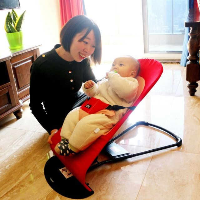 Baby Balance Cradle LoungeR Coaxing TheOtos automatically Pacers Baby Shakechair To Pacers