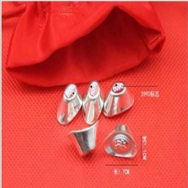 便宜的银元宝压口盖房镇宅曼扎供品收藏银锭子装饰品摆件公司送礼开门红
