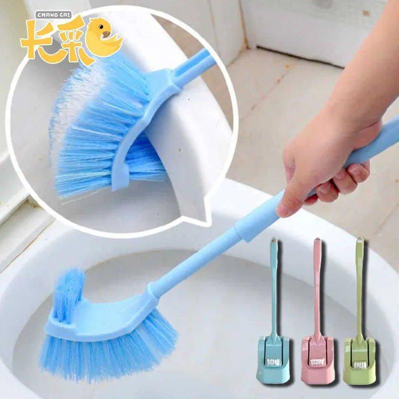 卫生间无死角马桶刷套装清洁刷长柄塑料洁厕刷洗厕所刷子厕所刷