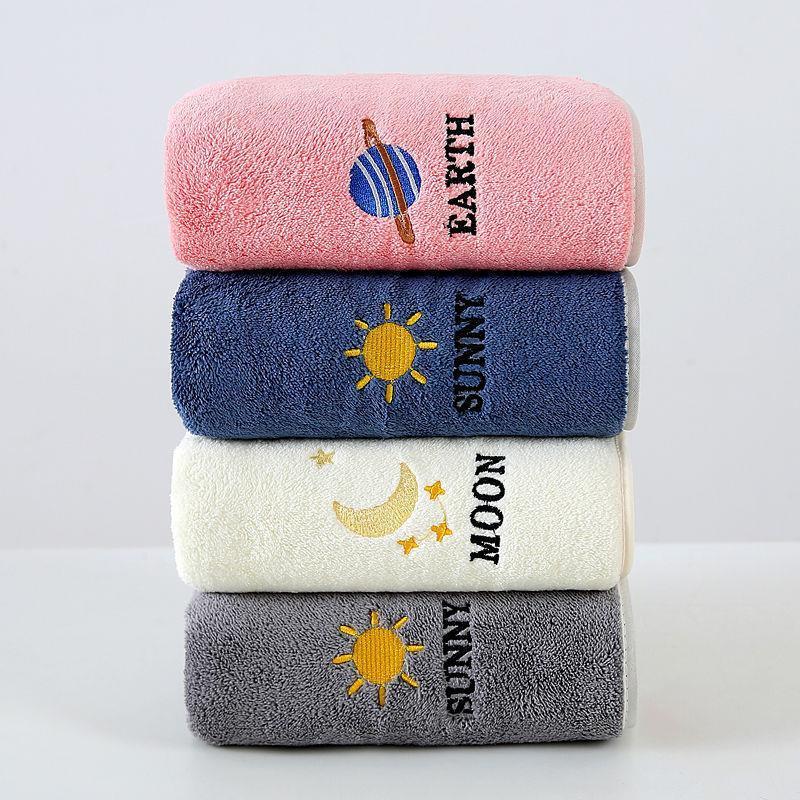 1/2/3条装比 毛巾纯棉柔软吸水不掉毛家用成人男女儿童洗脸巾批发