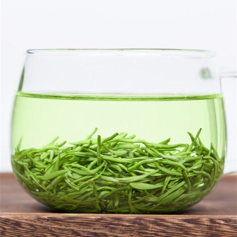 绿茶2021新茶碧螺春茶叶明前特级嫩芽浓香型春茶散装500g礼盒装