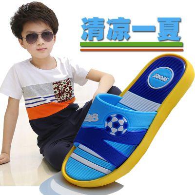 男童凉拖鞋儿童专用大童防滑夏天男孩子居家防滑洗澡凉拖鞋8-12岁