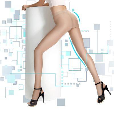 【1-6双】春夏包芯丝袜连袜裤防勾丝黑丝袜水晶袜透明隐形薄袜子