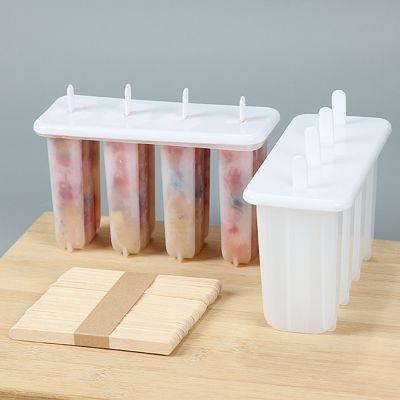 老冰棒自制雪糕模具无毒夏日家用冰糕模具做冰棒模具