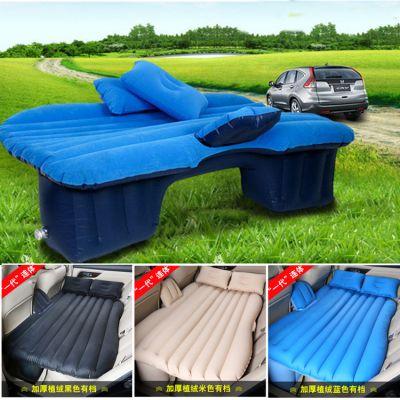 车载充气床汽车用品床垫后排旅行床轿车中后座SUV睡垫气垫车床