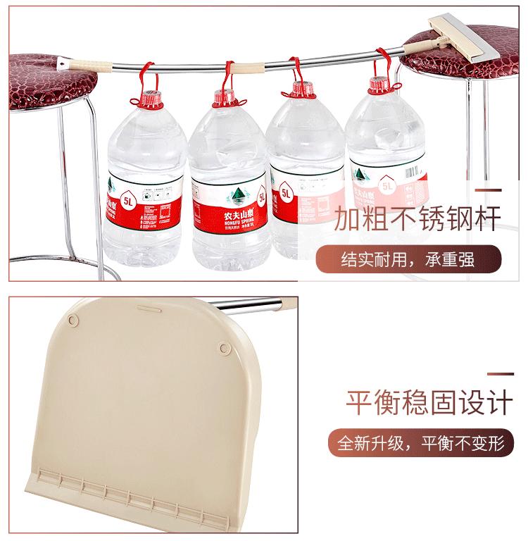 加厚扫把簸箕套装组合软毛家用扫把单个扫帚扫地笤帚卫生间扫头发
