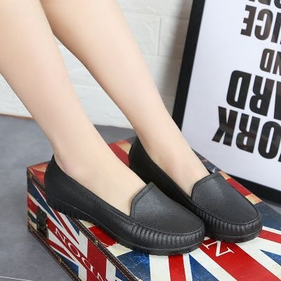 雨鞋女防滑短筒厨房工作鞋雨靴韩国浅口低帮秋冬防水鞋成人胶鞋