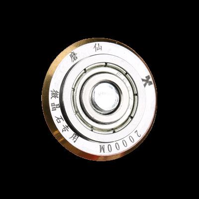 磨仙合金陶瓷玻璃砖滚轮式地砖划针微晶石手动切割机刀轮推刀刀头