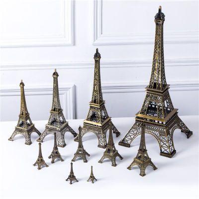 创意埃菲尔铁塔摆件开学礼品家居工艺品装饰