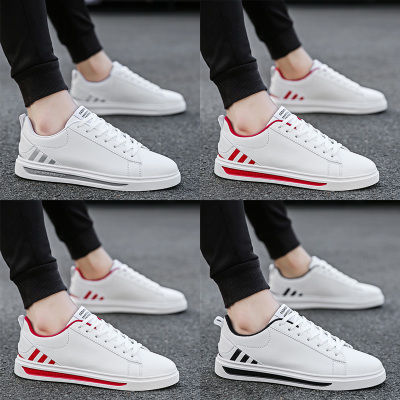 板鞋男夏季新品男士休闲鞋学生韩版潮流鞋子内增高小白鞋百搭男鞋
