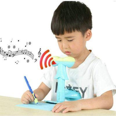 儿童坐姿矫正器防近视架纠正写字姿势支架园视力保护器【要你挺】