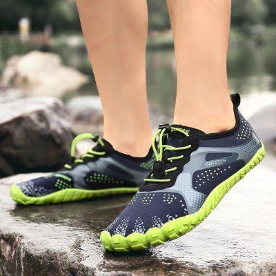 五指鞋男赤足鞋登山徒步攀岩鞋爬山鞋户外运动鞋潜水鞋涉水溯溪鞋