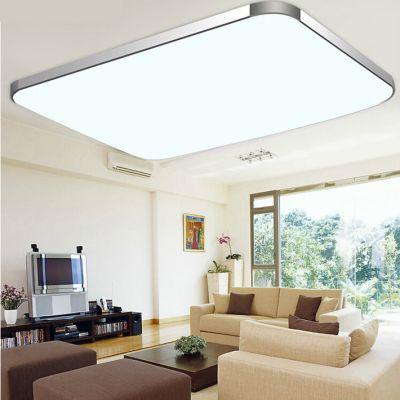 LED吸顶灯亚克力灯客厅灯现代简约卧室灯客厅灯正长方形餐厅阳台