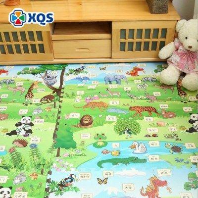 儿童卡通拼图泡沫地垫拼接铺地板垫子加厚宝宝爬行垫榻榻米地垫