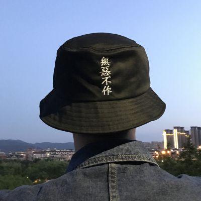 渔夫帽男女士防晒GD纯色盆帽夏天韩版韩国时尚百搭日系潮学生帽子
